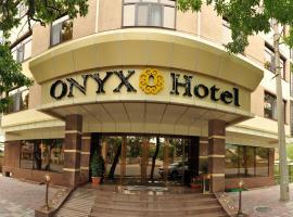 Onyx Hotel Bishkek, hôtel à Bishkek