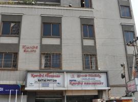 Hotel Kranthi residency, hotel in Vijayawāda