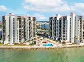 Sea-Chelles Retreat, villa in Clearwater Beach