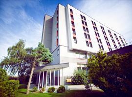 Hotel Śląsk, отель во Вроцлаве