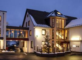 Haus Hubertus, hotel near The Green House St Vith, Winterspelt