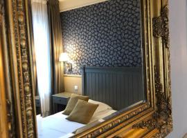 Hotel Ajoncs d'Or, отель в Сен-Мало