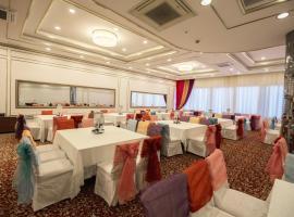 Yücesoy Liva Hotel Spa & Convention Center Mersin, отель в Мерсине