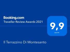 Il Terrazzino Di Montesanto, hotel with jacuzzis in Naples