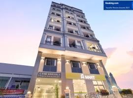 The Arrivals Tower-Near Airport-10 stars, apartment in Ho Chi Minh City