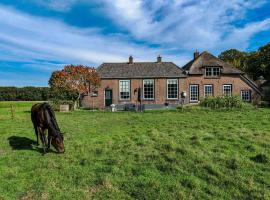 Tranquility Farm, holiday home in Dalfsen