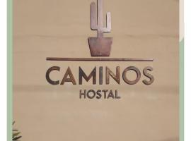 Caminos Hostal, hotel en San Salvador de Jujuy