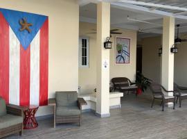Hotel Villa del Sol, viešbutis San Chuane