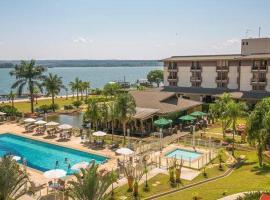 Flat Life Resort com vista do Lago, apartment in Brasilia