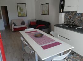 Appartamento corallo, apartment in La Maddalena