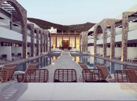 Cavo Suites, hotel a Kalamákion