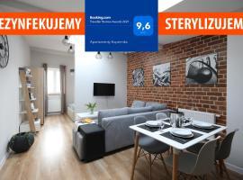 Apartamenty Kopernika, apartment in Szczecin