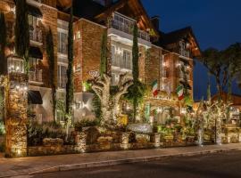 Hotel Valle Dincanto, luxury hotel in Gramado