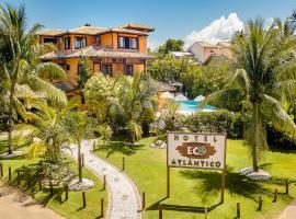 Hotel Eco Atlântico, hotel na Praia do Forte