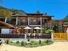Pousada Rubi, hotel with jacuzzis in Abraão