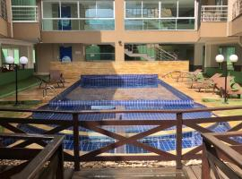 Beach Place Cumbuco Apto 305, hotel with pools in Cumbuco