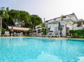 VILLA SAN LORENZO ROOM SUITE & RESTAURANT, Hotel in Palermo