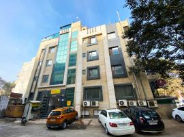 Hotel Sarvasa Residency Inn – hotel w Nowym Delhi