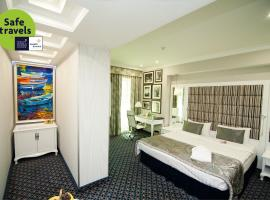 Kazzhol Hotel Astana, hotel in Astana