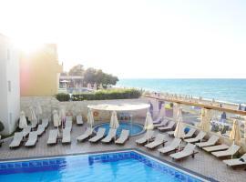 Atlantica Caldera Bay, hotel with pools in Plataniás