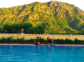 Parvat valley resort, hotel near Brahma Temple, Pushkar