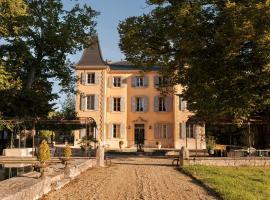 Château de La Brillanne, B&B in Aix-en-Provence