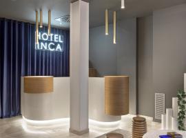 Hotel Inca, hotel en Zaragoza