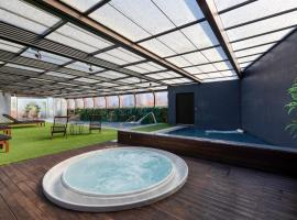 Well Hotel & Spa, hotel in Maceira