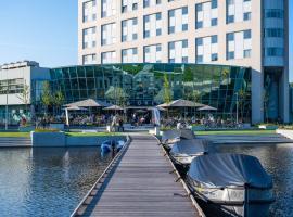 Best Western Plus Hotel Groningen Plaza, hotel in Groningen