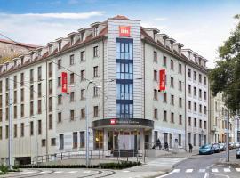 Ibis Bratislava Centrum, hotel in Bratislava