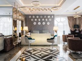 HISTORY Boutique Hotel & SPA, отель в Иркутске