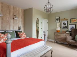 The Whittling House, hotel near Alnwick Castle, Alnmouth