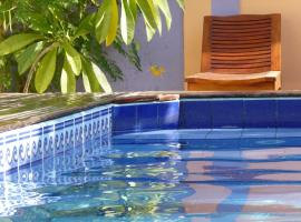 Pousada O Refúgio, hotel with pools in Jericoacoara