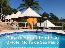 Hotel Morro De São Paulo, hotel em Morro de São Paulo