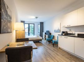 UtrechtCityApartments – Weerdsingel, apartment in Utrecht