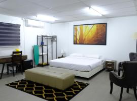 D'Razna Inn, hotel in Kuala Terengganu