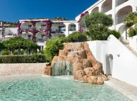 Grand Hotel Poltu Quatu, hotel with pools in Porto Cervo