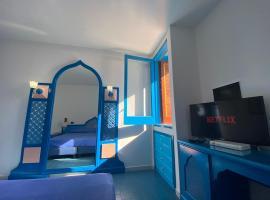 Hotel Guitgia Tommasino, hotel a Lampedusa