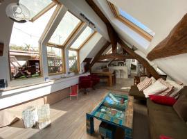 Appart'hôtel Paris Roland-Garros, self catering accommodation in Boulogne-Billancourt