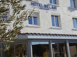 Hôtel restaurant et pension soirée étape Bel Air, hotel in Balaruc-les-Bains