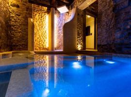 Oste del Castello Wellness & Bike Hotel, hotel in Verucchio