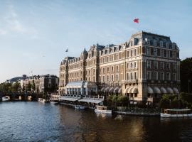 InterContinental Amstel Amsterdam, an IHG Hotel, Hotel in der Nähe von: Heineken Experience, Amsterdam