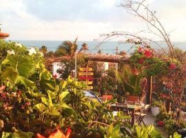 Casa Céu Azul, hotel em Praia de Quixaba