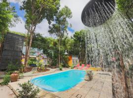 VOA Bakano Pousada, homestay in Pipa