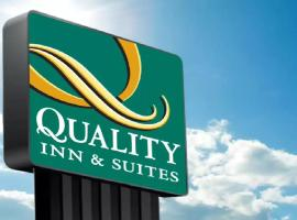 Quality Inn & Suites, hôtel à Pinedale