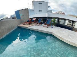 Ritz Praia Hotel, hotel near Natural Pools of Pajucara, Maceió