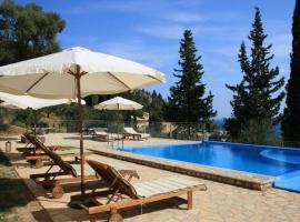 Lefkas Petra, boutique hotel in Agios Nikitas