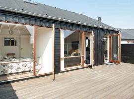 Two-Bedroom Holiday home in Rømø 6, villa in Bolilmark