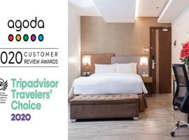 Ironwood Hotel, hotel in Tacloban
