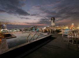 Green Suites Hotel, hotel in Ha Long